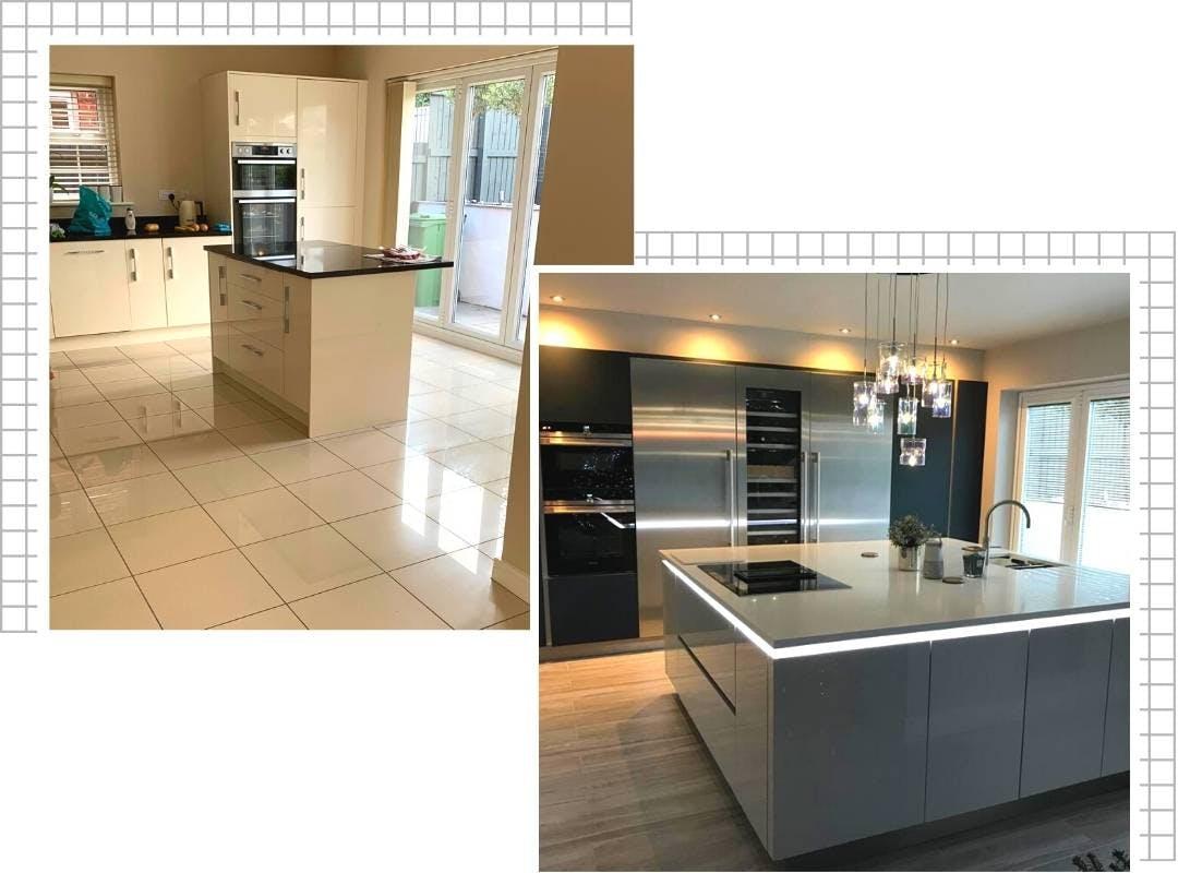 Kitchen Renovation In Leeds