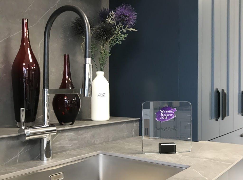 Award Winning Kitchen Designers Twenty 5 Design