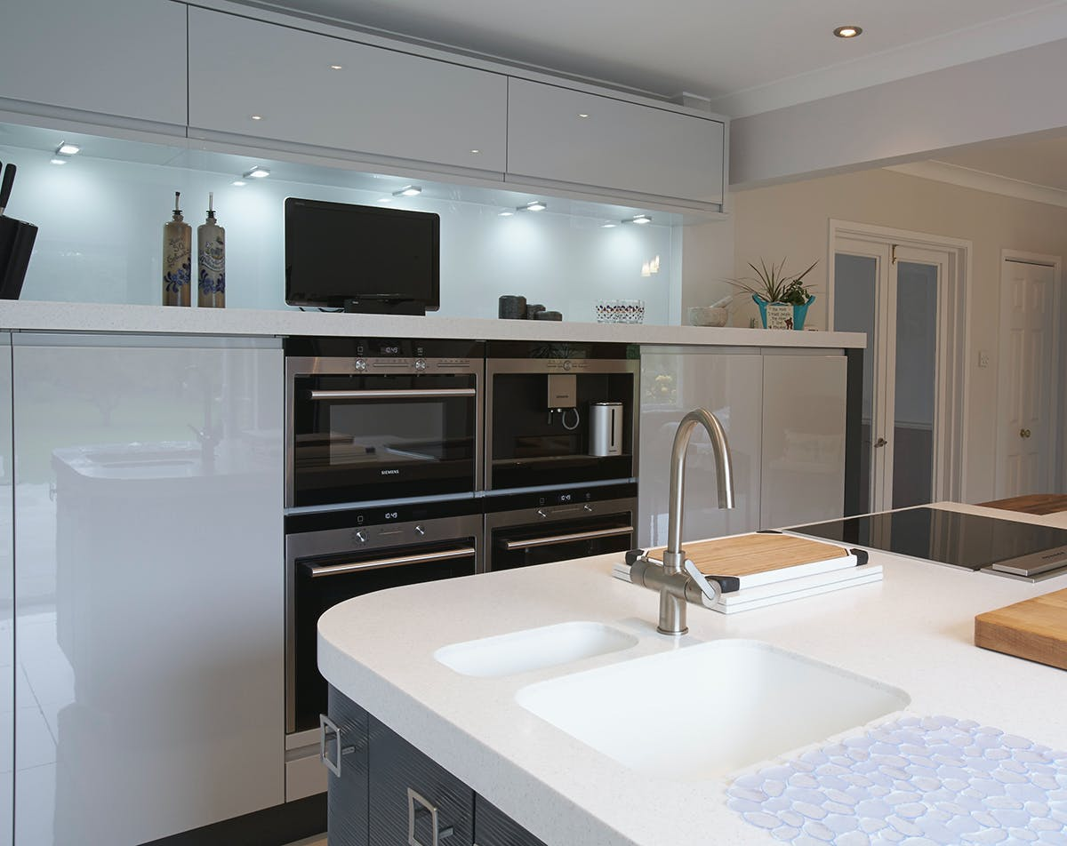 Kitchen Portfolio Modern Kitchen In Doncaster