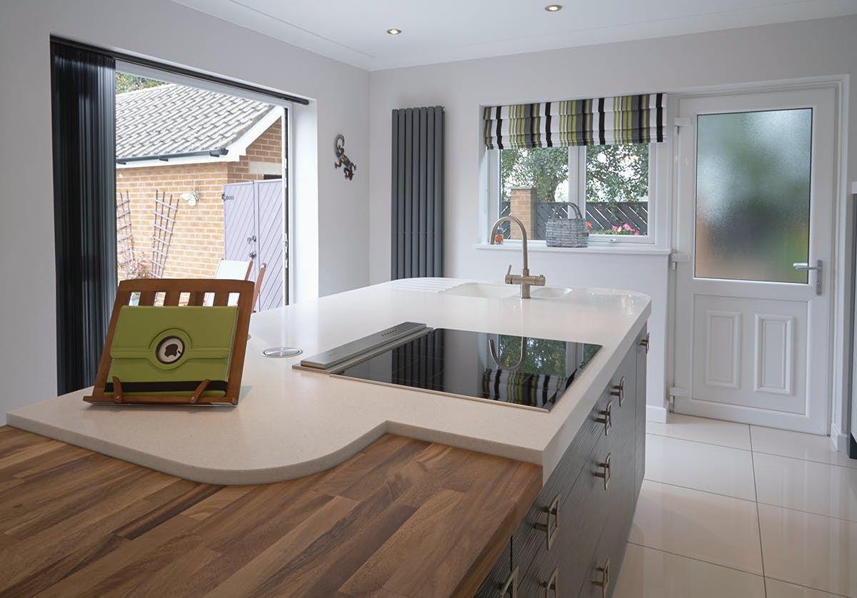 Modern Kitchen in Doncaster by Twenty 5 Design