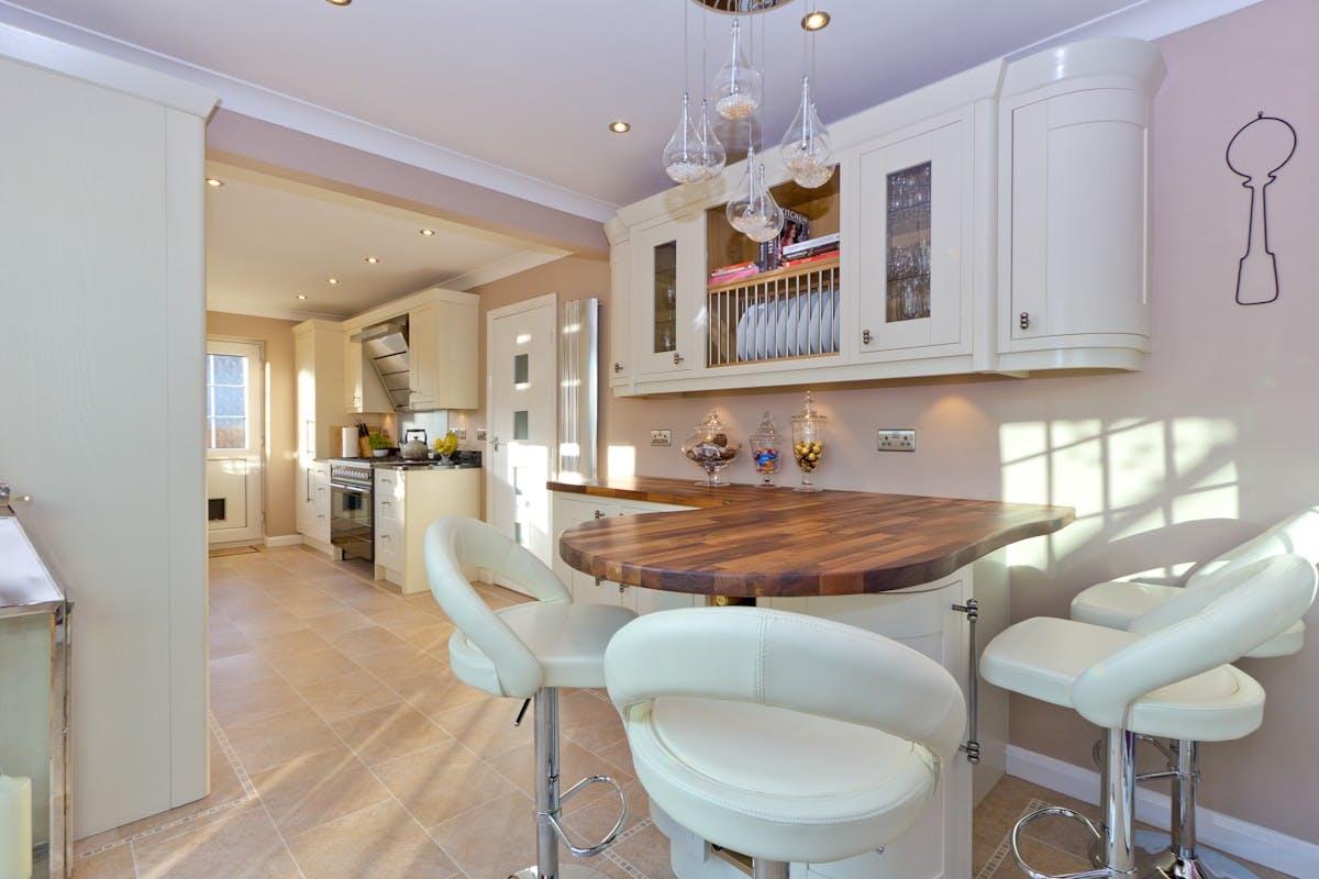 Traditional Kitchen by Twenty 5 Design
