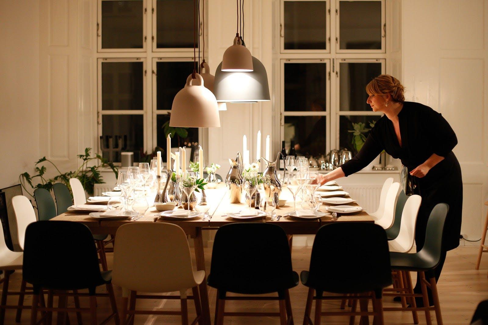 Family Dinner Party