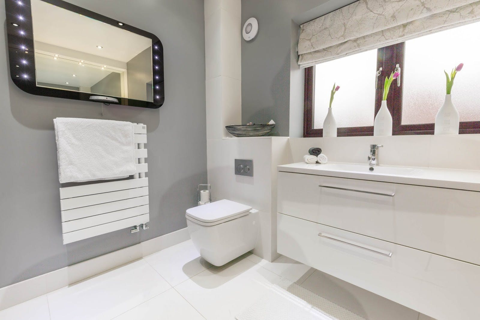 5 Ways to Use Lighting Effectively in Your Bathroom