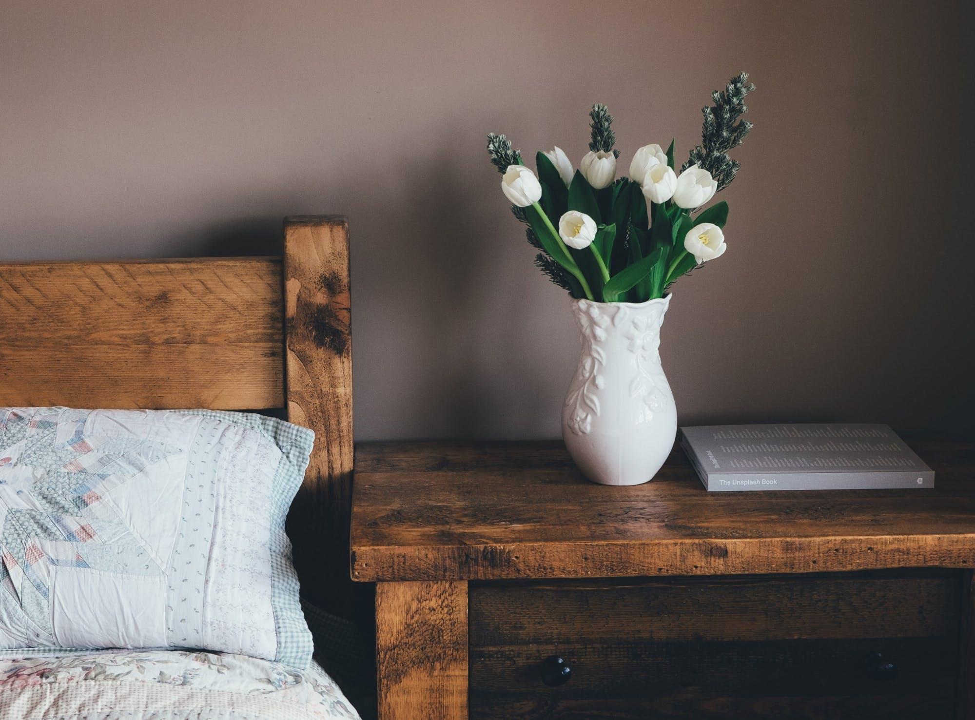 Wooden Materials Bedroom