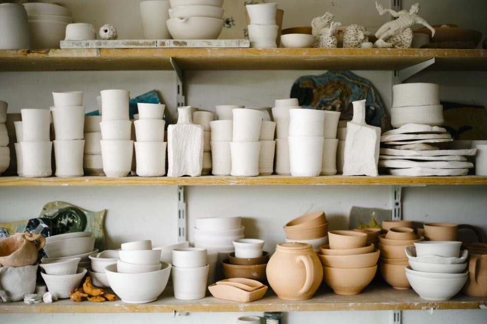 Ceramic Kitchen