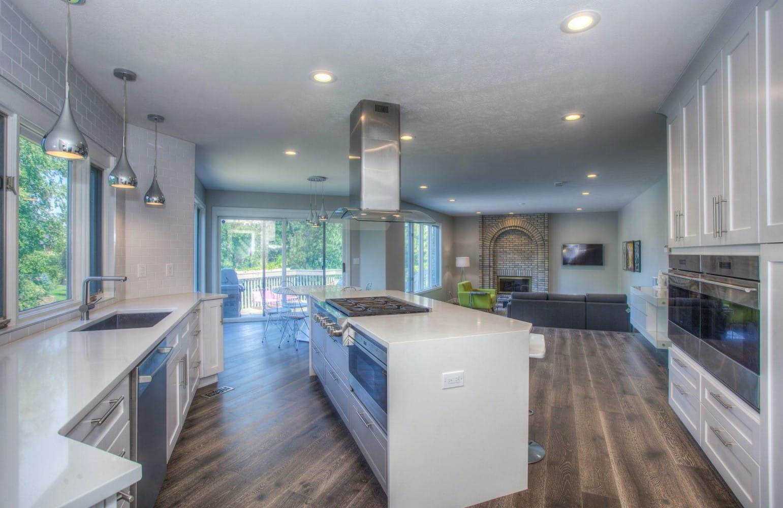 kitchen renovation in wakefield