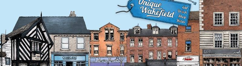 Unique Wakefield montage by John Welding