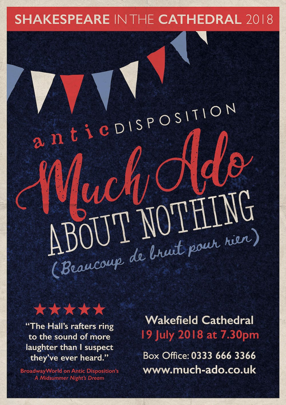 Wakefield Cathedral | Events | Antic Disposition present ...