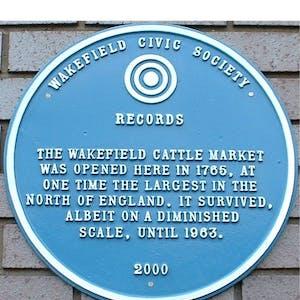 Wakefield Cattle Market