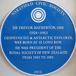 Dr Trevor Hatherton