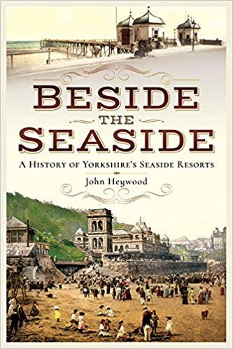 Beside the Seaside - front cover of book by John Heywood