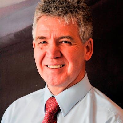 Dr Martin Haigh MBE