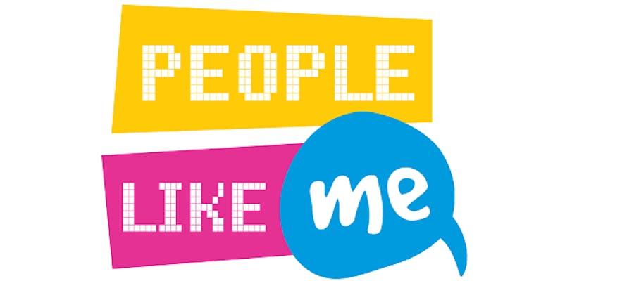 People Like Me Banner Slide