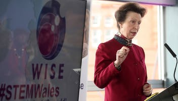 HRH The Princess Royal, Patron of WISE