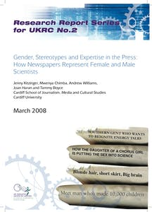 Gender, stereotypes and expertise in the Press: How newspapers represent female and male scientists