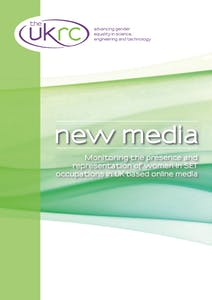 Monitoring the presence and representation of women in SET occupations in UK based online media