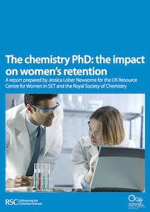 The chemistry PhD: the impact on women's retention