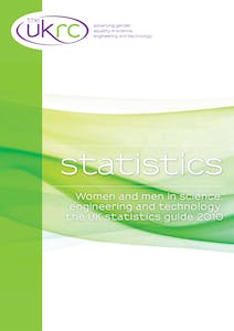 The UKRC statistics guide on women in science, engineering, technology and the built environment (SET)