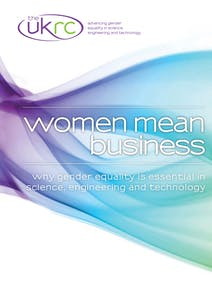 Women mean business: Why gender equality is essential in SET