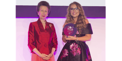 Amy Mercer | Winner of the 2017 WISE One to Watch Award | WISE Awards 2017