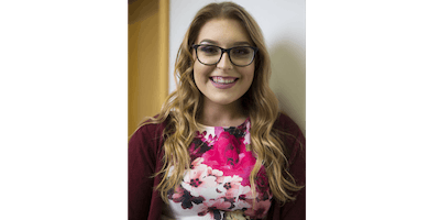 Amy Mercer | Finalist for the 2017 WISE One to Watch Award | WISE Awards 2017