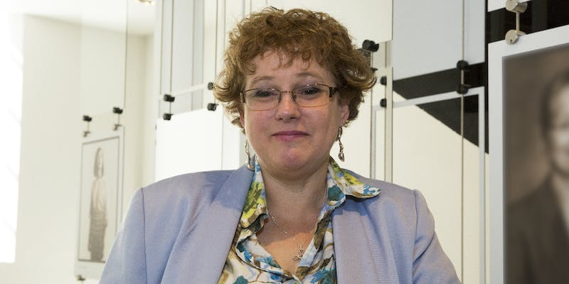 Anne Adams Finalist for the 2017 WISE Tech Innovation Award