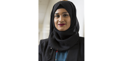 Sadiqa Ali | Finalist for the 2017 WISE One to Watch Award | WISE Awards 2017