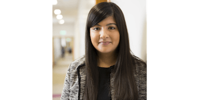 Sanna Shabir | Finalist for the 2017 WISE One to Watch Award | WISE Awards 2017