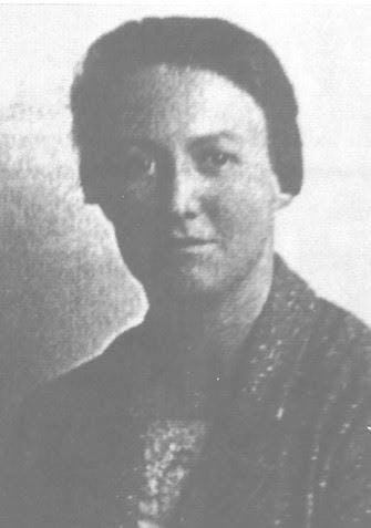 Hilda Lyon the female inventor of the 'Lyon Shape'