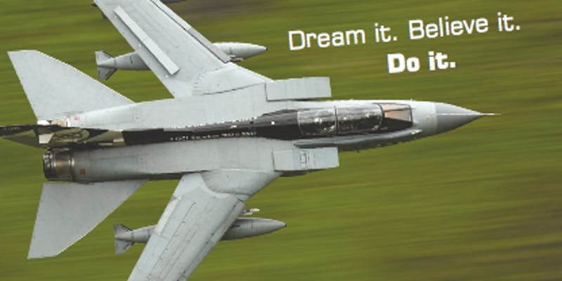 Mandy Hickson: Dream it, Believe it, Do it!