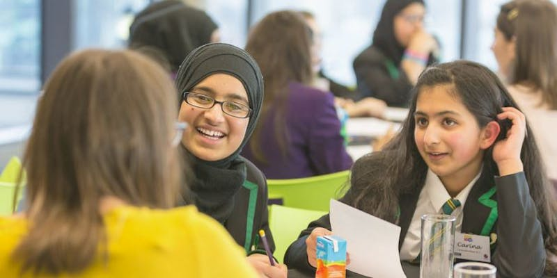 WISE enables BBC women to attract girls into digital