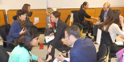 WISE at Bechtel Networking & Speed Mentoring Event