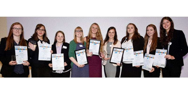 EDT's Future Industry Leaders Awards 2015