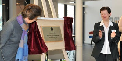 HRH The Princess Royal opens Leeds headquarters of national campaign to get more women into engineering