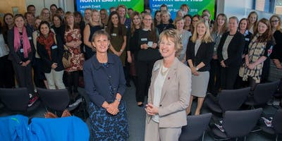 WISE North East Hub Launch Image