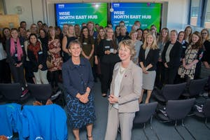 WISE North East Hub Launch Event