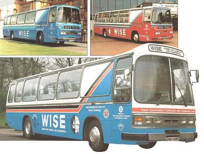 WISE buses