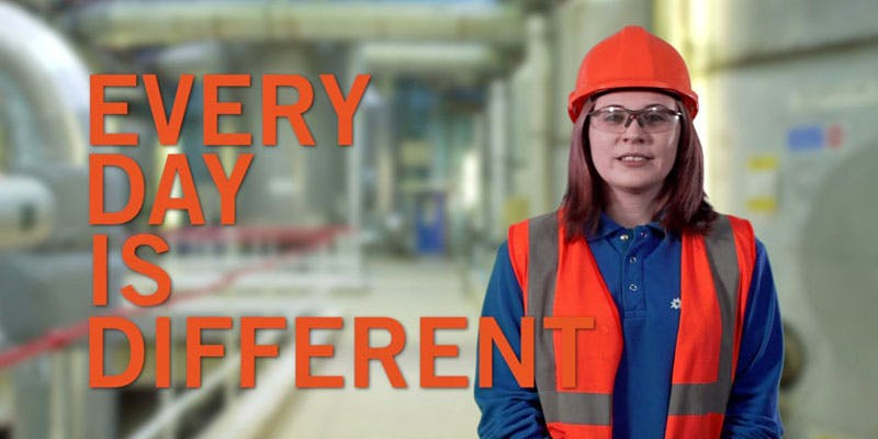 Alicia Southward: Mechanical Technician Apprentice at British Sugar