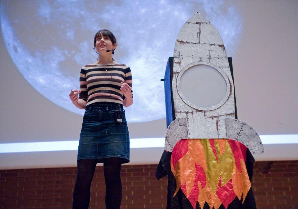 Helen Keen Astrofest 2011