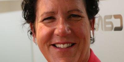 Diana Garnham, Chief Executive of the Science Council