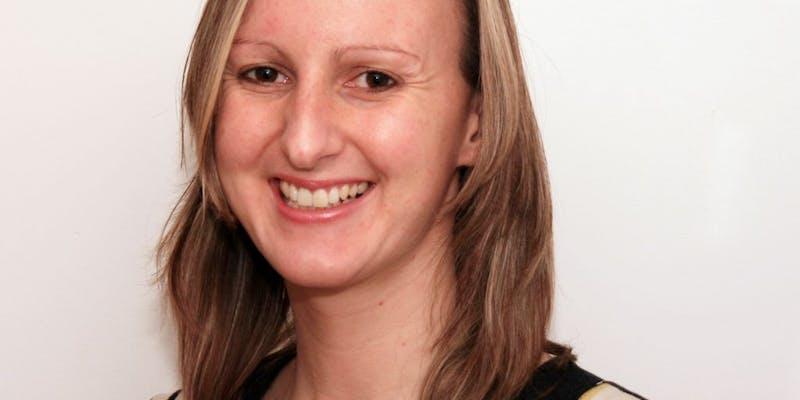 Rebekka Bishop - Award winning inventor & WISE Inspirational Woman