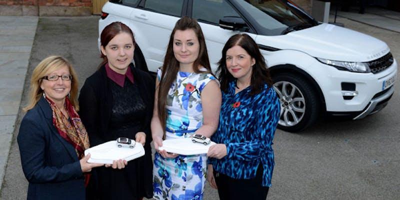 2014 Range Rover Evoque WISE Scholarship Winners Announced
