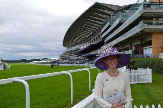 Liz Watson, Rolls Royce plc