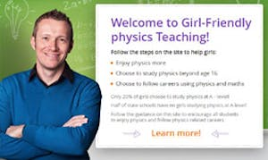 Girl Friendly Physics Teaching