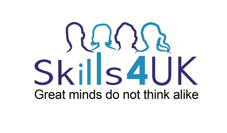 Skills 4 UK Logo