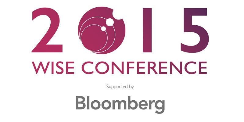 WISE Conference 2015