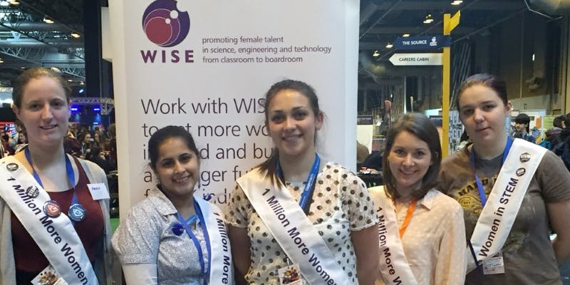 WISE Role Models at the Big Bang Fair