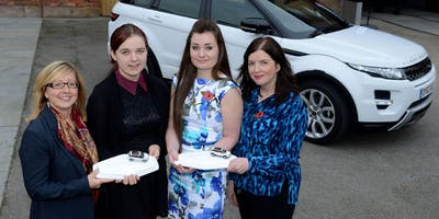 The Range Rover Evoque WISE Scholarship
