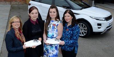 The Range Rover Evoque WISE Scholarship