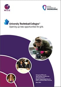 University Technical Colleges: Opening up new opportunities for girls